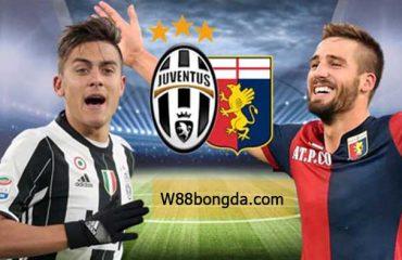 Soi kèo Juventus vs Genoa