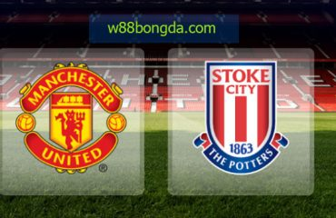 Soi kèo Man Utd vs Stoke City