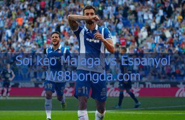 Soi kèo Malaga vs Espanyol