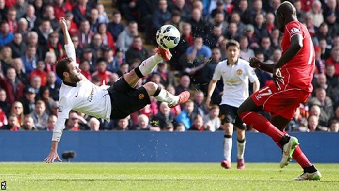 Trận MU và Liverpool