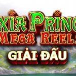 giải đấu GIẢI ĐẤU WUXIA PRINCESS MEGA REELS