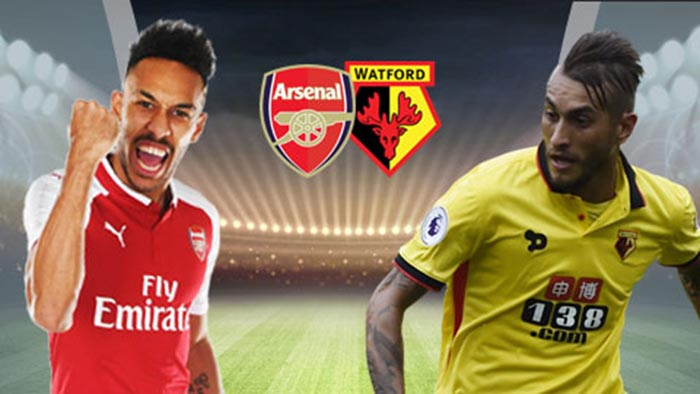 Trận Arsenal và Watford