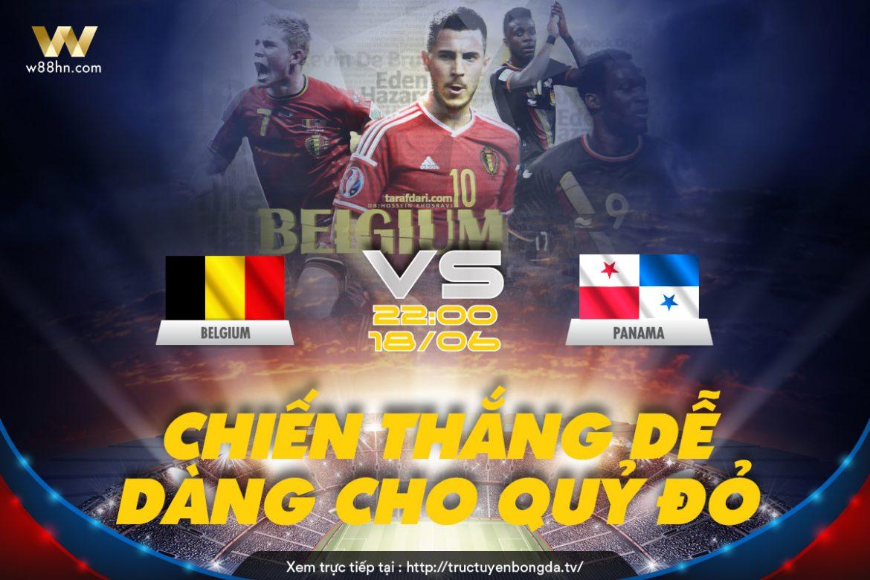 SOi kèo bóng đá - Bỉ vs Panama