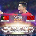 Soi kèo bóng đá - Bồ Đào Nha vs Morocco
