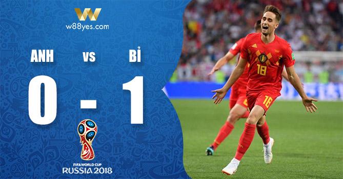 Mặc dù giải đấu World Cup 2018 đã tạo ra rất nhiều trận đấu bóng đá đáng nhớ. Nhưng trận đấu tối qua giữa Anh vs Bỉ sẽ không được coi là một trong những trận đấu kinh điển. ĐT Anh đã để thua với tỉ số 1-0 và cùng Bỉ dắt tay nhau vào vòng 1/8. Anh đã để thua trong thế trậnkhông khỏi nghi ngờ rằng kết quả ấy đã nằm trong tính toán của thầy trò HLV Gareth Southgate. Mousa Dembele đã mang đến một phong độ đẳng cấp trong trận đấu thủ tục để đè bẹp Anh.Bỉ không có những ngôi sao như Eden Hazard, De Bruyne và Mertens. Anh cũng cất Harry Kane trên băng ghế dự bị. Ở phút 51, Januzaj đã ghi bàn thắng duy nhất của trận đấu. Và đội tuyển Anh cũng không quan tâm nhiều đến bàn thắng này. Khi họ vẫn thi đấu ở nhịp độ chậm và không cố gắng để gỡ hòa. Anh kết thúc vòng bảng với vị trí thứ 2 tại bảng G. Tam sư sẽ gặp Colombia ở vòng 1/8 và tránh được nhánh có Brazil, Argentina, Pháp, Bồ Đào Nha. Vị trí nhì bảng của Anh có lẽ sẽ còn được bàn luận nhiều. Ghi bàn:Januzaj 51' Đội hình thi đấu Bỉ: Courtois, Dendoncker, Boyata, Vermaelen (Kompany, 74'), Chadli, Fellaini, Dembele, Thorgan Hazard, Januzaj (Mertens, 86'), Batshuayi, Tielemans. Anh: Pickford, Jones, Stones (Maguire, 46'), Cahill, Alexander-Arnold (Welbeck, 79'), Loftus-Cheek, Dier, Delph, Rose, Rashford, Vardy. HIGHLIGHS TRẬN ĐẤU ANH VS BỈ: