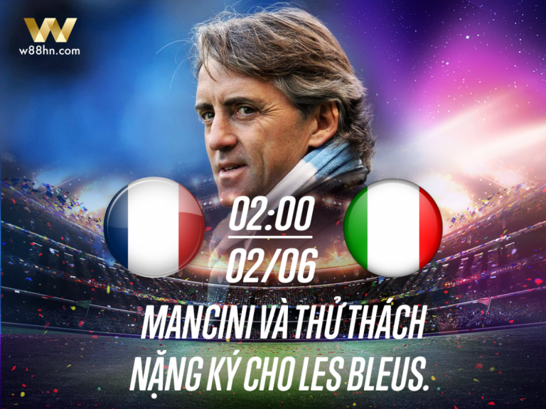 soi kèo world cup - Pháp vs Ý