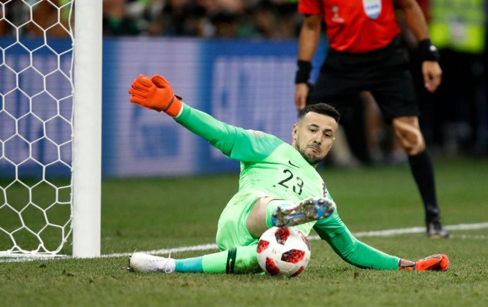 KẾT QUẢ WORLD CUP 2018 CROATIA VS ĐAN MẠCH