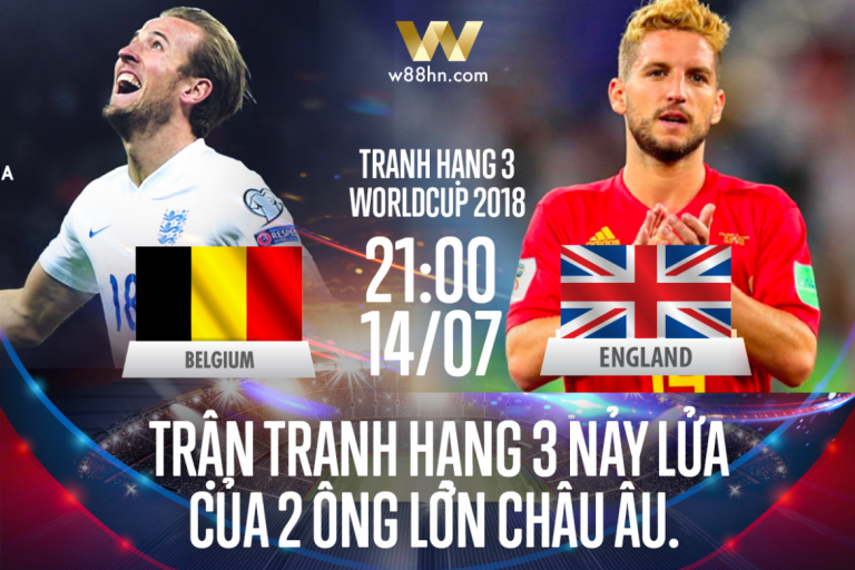 Soi kèo bóng đá - Bỉ vs Anh