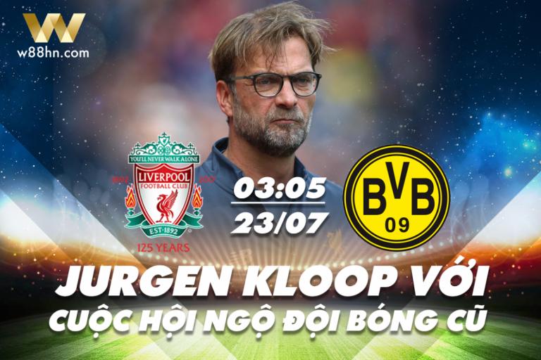 Soi kèo bóng đá - Liverpool vs Dortmund