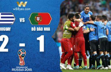 ket qua world cup 2018 Uruguay vs Bo Dao Nha
