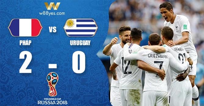 phap vs uruguay