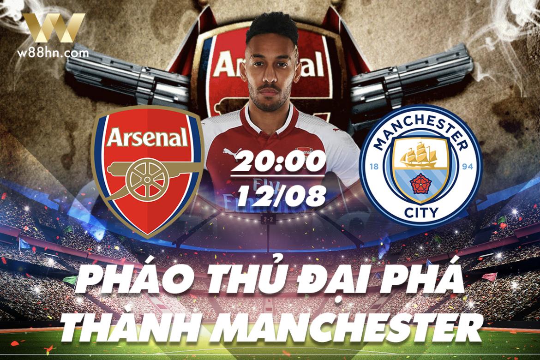 Soi kèo bóng đá - Arsenal vs Man City
