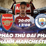 Soi kèo bóng đá - Arsenal vs Man City