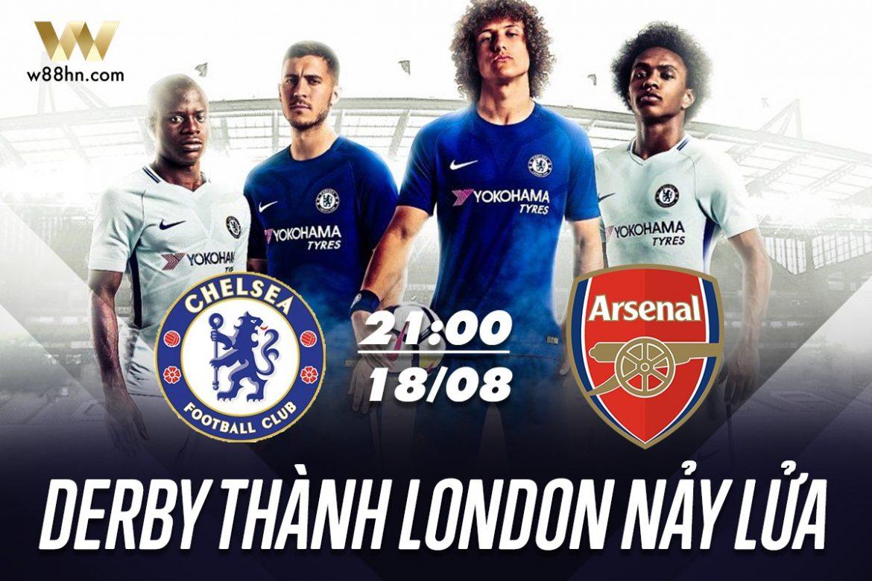 Soi kèo bóng đá - Chelsea vs Arsenal