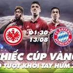 Soi kèo bóng đá - Frankfurt vs Bayern