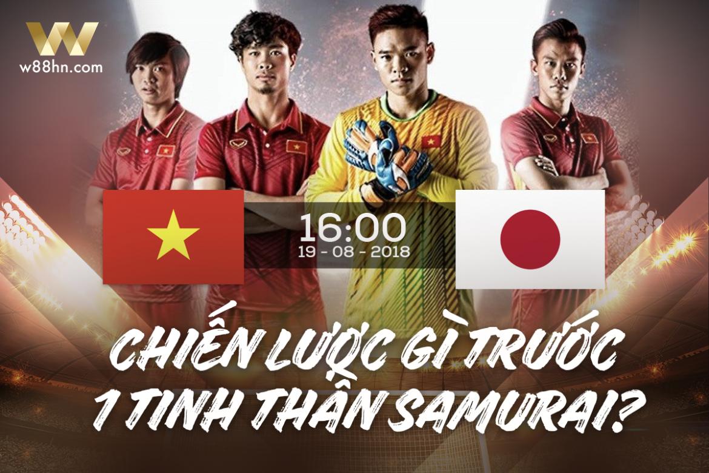 Soi kèo bóng đá- Việt Nam vs Nhật Bản