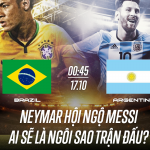 Soi kèo Brazil - Argentina