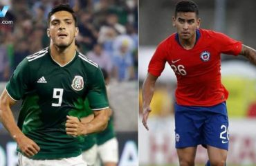 Soi kèo Mexico vs Chile