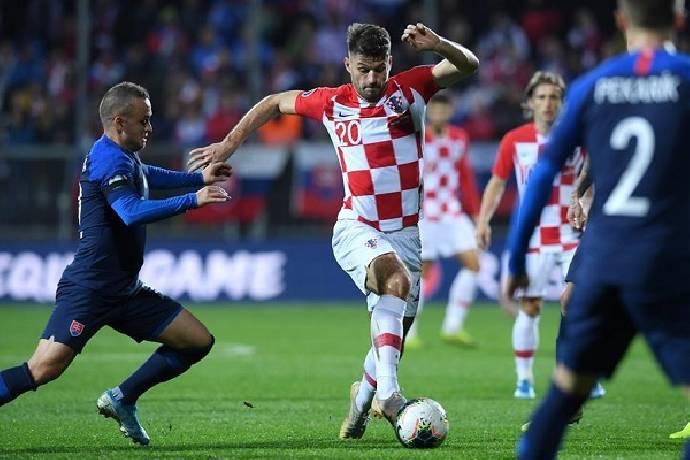 keo Croatia vs Slovakia