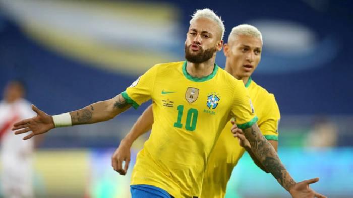 soi keo Colombia vs Brazil 1