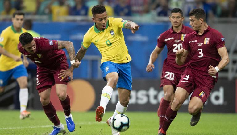 soi keo Venezuela vs Brazil 1